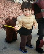 Mighty Little Centaur Homemade Costume