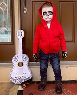 Miguel from Coco Homemade Costume