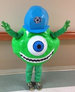 Mike Wazowski Child Costume