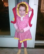 Milli from Team Umizoomi Costume