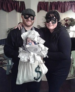 Million Dollar Baby Homemade Costume
