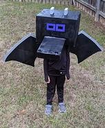 Minecraft Ender Dragon Homemade Costume