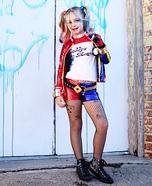 Mini Harley Quinn Costume
