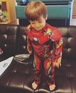 Mini Iron Man Costume