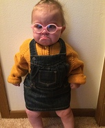 Mini Minion Costume for Babies
