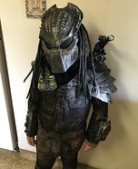 Mini Predator Homemade Costume