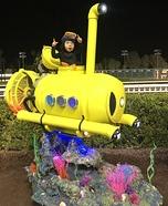 Mini Submarine Homemade Costume