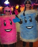 Mini Wheats Chicks Costume