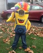 Despicable Me Minion DIY Costume
