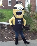 Minion Homemade Costume
