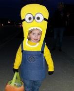 Infant Minion Costume