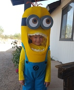 Children's Minion Costume