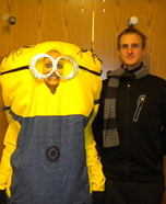 Minion and Gru Couple Costume