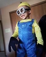 Toddler Minion Costume