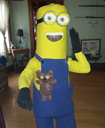 Minion Bob and Tim Homemade Costume