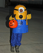 Minion Carl Homemade Costume