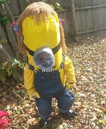 Minion Girl Homemade Costume