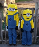 Minions Costumes for Kids