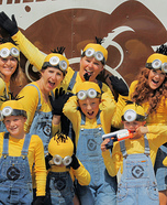 Group costume ideas - Minions