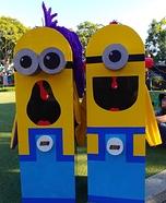 Minions Homemade Costume