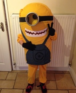 Homemade Minon Costume