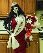 Miss AfterLife Homemade Costume