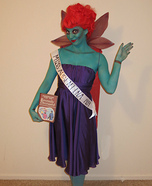Miss Argentina Homemade Costume