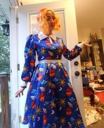 Miss Frizzle Homemade Costume