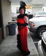 Miss Kitty Costume