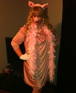 Women's Miss Piggy Costume