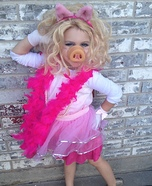 Halloween costume ideas for girls: Miss Piggy Costume