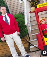 Mister Rogers' Neighborhood Homemade Costume