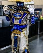 MK Armageddon Raiden Homemade Costume