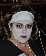 Mommie Dearest Homemade Costume