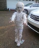 Mommy's Mummy Homemade Costume