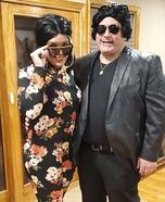 Mona Lisa Vito and Vincent Gambini Homemade Costume