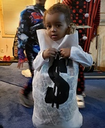 Money Bag Homemade Costume