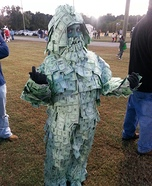 Money Man Adult Costume