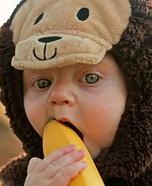 Monkey Baby Halloween Costume Idea