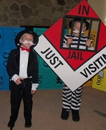 Monopoly Man and Pawn Costumes