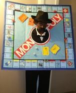 Monopoly Board Homemade Costume