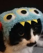 Monster Cat Costume