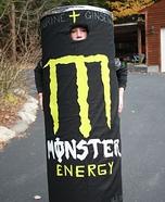 Monster Energy Costume