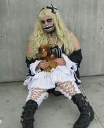 Monster Girl Homemade Costume