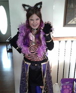 Monster High Claudine Costume