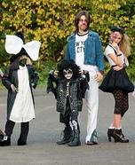 Monster Musicians Homemade Costume