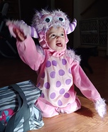 Monster Mylie Costume