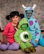 Monsters Inc. Costumes for Kids