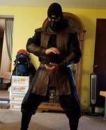 Mortal Kombat Ermac Homemade Costume