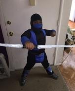 Mortal Kombat Sub Zero Costume